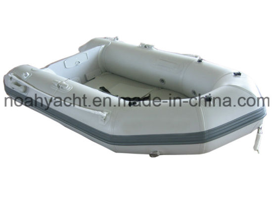 Pontoon Boat Foldable Inflatable Boat pictures & photos