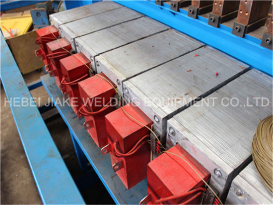 Reinforcing Steel Bar Mesh Panel Welding Machine pictures & photos