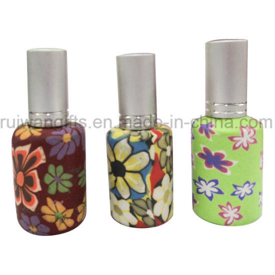 Travel Carry Spray Fragrance Bottle, Aluminum Spray Cap Perfume Bottle