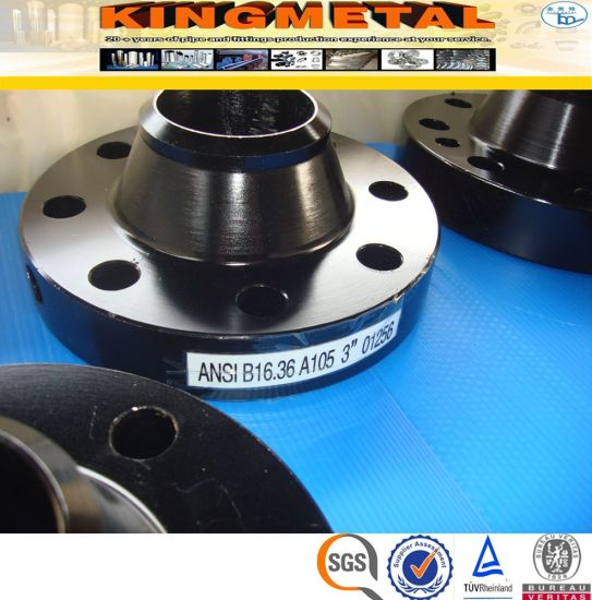 ANSI B16.5/B16.47 A105/A105n Carbon Steel Forged Flanges