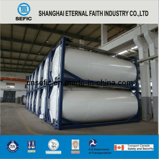 Liquid Petroleum Gas Tank (SEFIC) pictures & photos