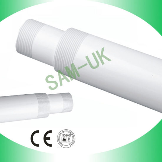 PVC Thread Pipe for Water