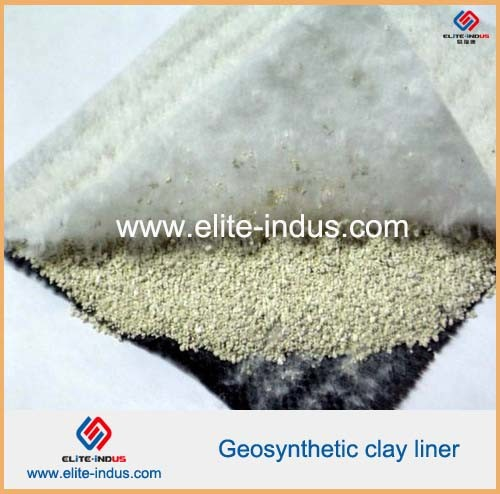 Waterproofing Material Geosynthetic Clay Liner Gcl pictures & photos