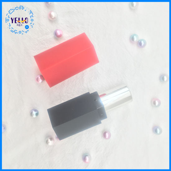 Factory Direct Low Price Empty Black Lipstick Tubes