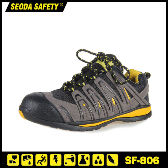 Most Fashion S1p Foot Protection Safety Boots