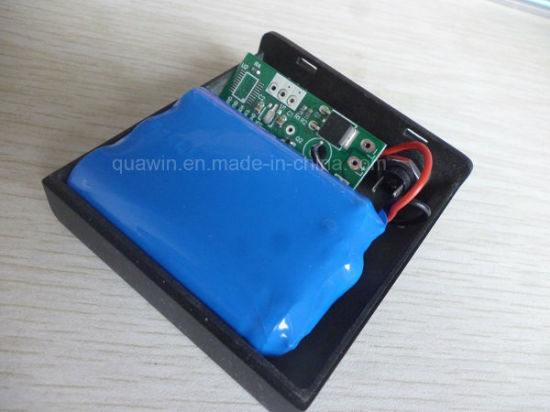 11.1V Li-ion 18650 2200mAh Battery pictures & photos