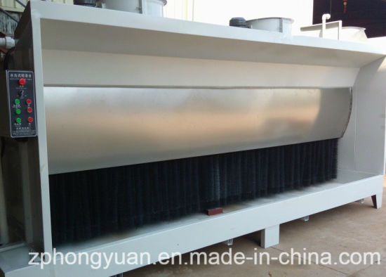 Water Curtain Spray Painting Booth/Water Wash Spray Booth