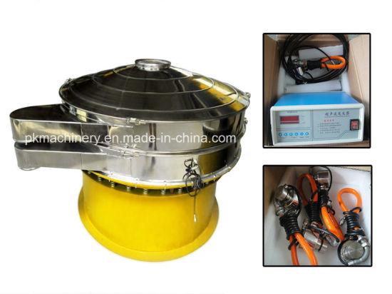 Screening Machine Ultrasound Mining Machinery Rotary Vibrating Sieve Screen