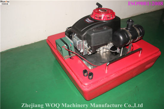 15HP Floating Pump with Chinese Brand Engine pictures & photos