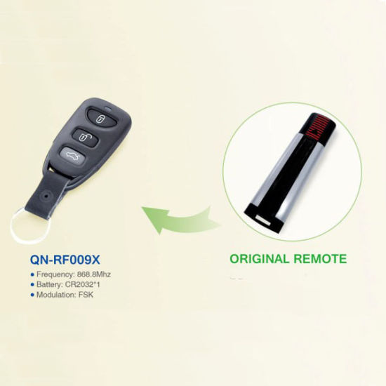 China Compatible With Sommer Garage Door 8688mhz Remote Controll