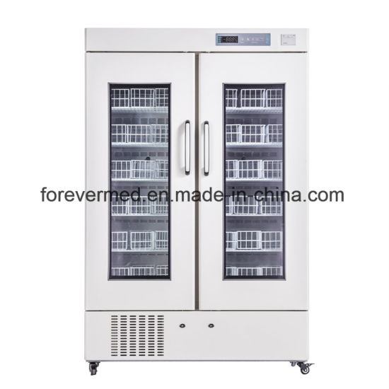 New Vertical Blood Storage Refrigerator Blood Bank Refrigerator pictures & photos