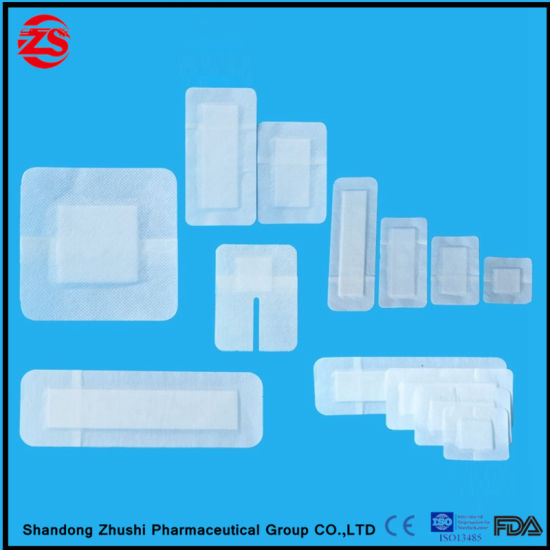 Sterile Surgical Non-Woven Pain Relief Patch Wound Healing Care Dressing  Types Patch