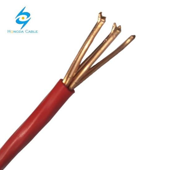 China 7 Stranded PVC Insulated Copper Electrical Wire - China 7 ...