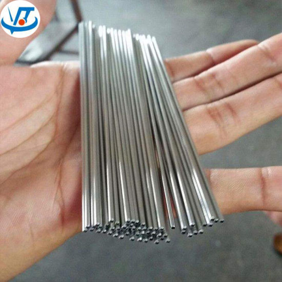 304 Stainless Steel Tube Sanitary Capillary Tube 0.8X0.05mm pictures & photos