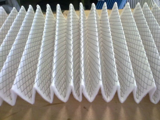 Wire Mesh Air Pre Filter Fabric Roll Media G3 G4