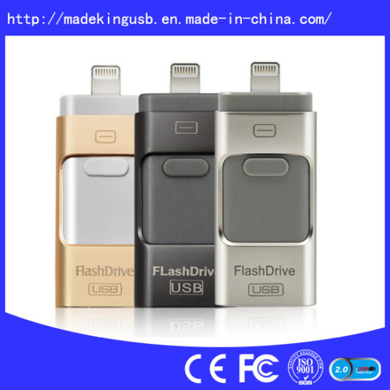 The New Multi-Function OTG USB Driver for iPhone and Mobile Phone pictures & photos