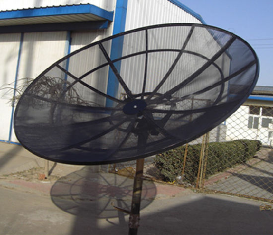 Satellite C Band Mesh Antenna 2.4m