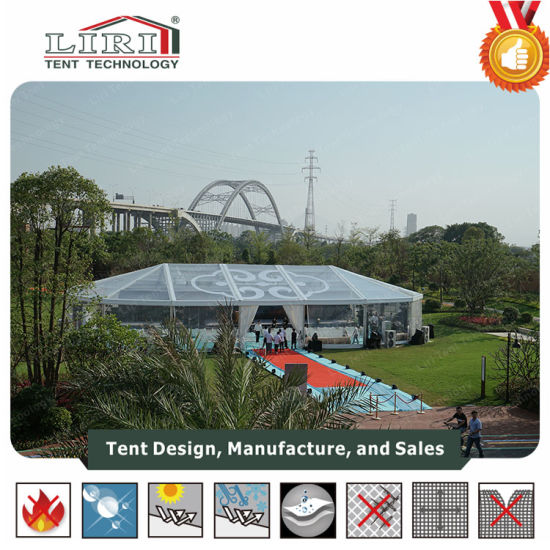Aluminum Multi-Sides Mix Tent Outdoor Stage Tent pictures & photos