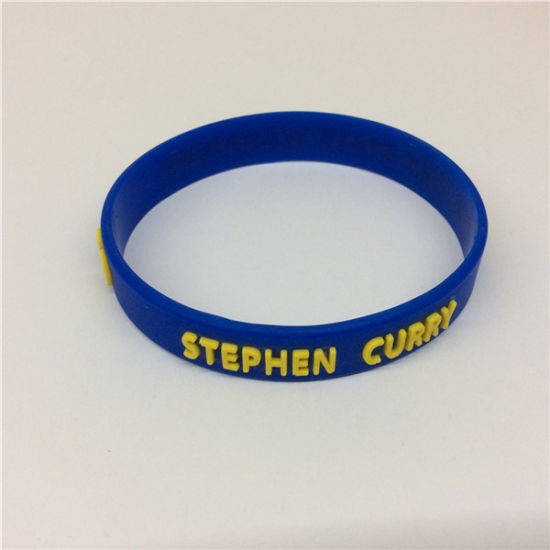 Professional Manufature Custom Silicone Bracelets High Quality pictures & photos