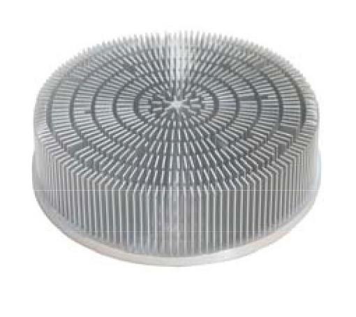 Cold Forged Aluminum LED Heat Sink Radiator