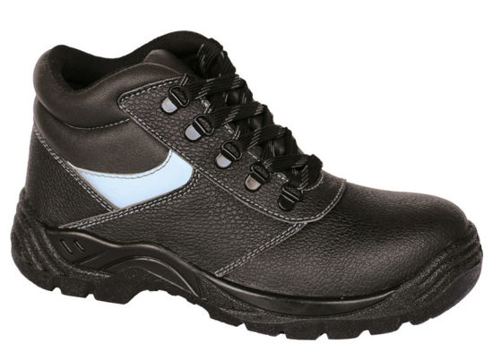 d743466eb4a China Genuine Leather Industrial Industry Steel Toe Safety Work ...
