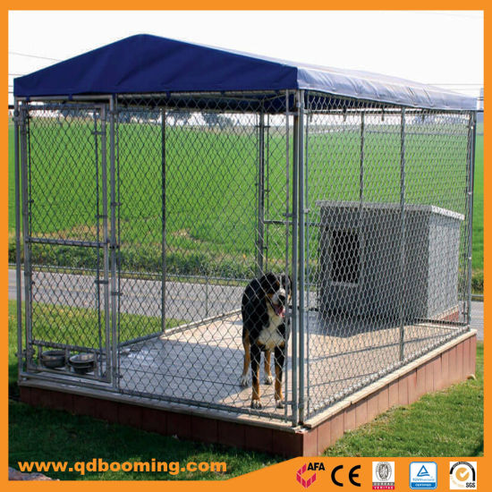 Welded Large Dog Cage Backyard Dog Kennels Pet Prdouct - China Welded Large Dog Cage Backyard Dog Kennels Pet Prdouct - China