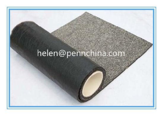 China Anti Hot Cold Asphalt Bitumen Membrane As Roofing