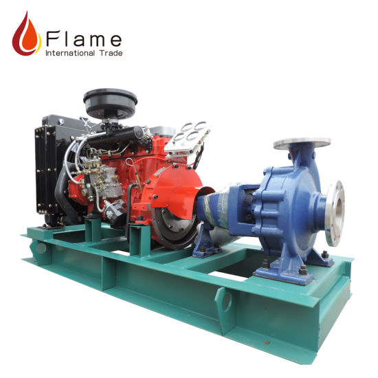 6-8inch Diesel Water Pump for Irrigation with Weather-Proof Canopy pictures & photos