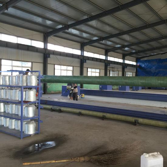 FRP Pipe Machine/FRP Tube Machine/GRP Production Line/GRP Mould