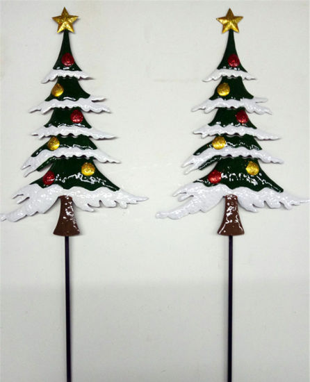 factory sale metal christmas crafts outdoor decorations - Metal Christmas Decorations