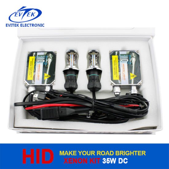 2016 Ew-Works Tn-3007 DC 35W 12V Normal Xenon Kit HID Auto Headlight High Quality and Competitive Price CE RoHS pictures & photos