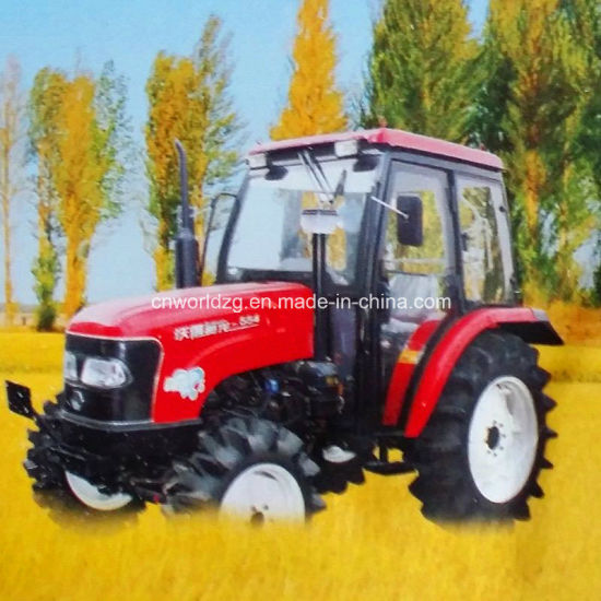 50HP Farm Tractor 4WD or 2WD with Canopy or Cabin & China 50HP Farm Tractor 4WD or 2WD with Canopy or Cabin - China ...