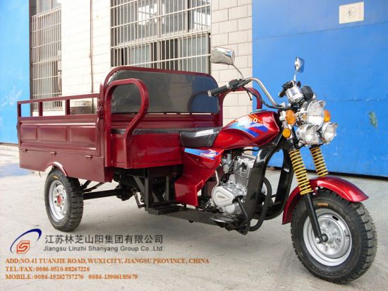 150cc, Three Wheel Motorcycle, China New Style, Cargo Tricycle, Gasoline Trike, Tuk Tuk, (SY150ZH-F1)