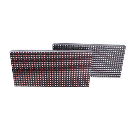 P10 Red Color LED Display Module Outdoor Red LED Panel P10-1r LED Panel Outdoor pictures & photos