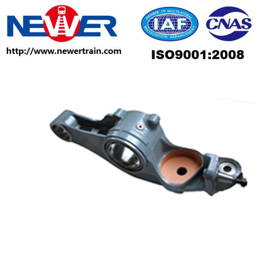 Casting Right Axle Box for High Speed Railway Passenger Coach Bogie pictures & photos