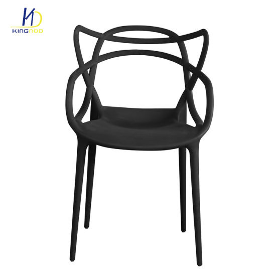 Marvelous Home Set Of 4 Modern Contemporary Plastic Stackable Design Masters Chair Dining Arm Chairs Outdoor Living Room Patio Garden Gmtry Best Dining Table And Chair Ideas Images Gmtryco