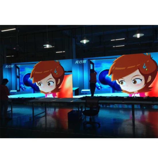 P6/P8/P10 SMD Outdoor Animation Flexible Transparent Video GIF LED Display Screen Sign Billboard for Advertising