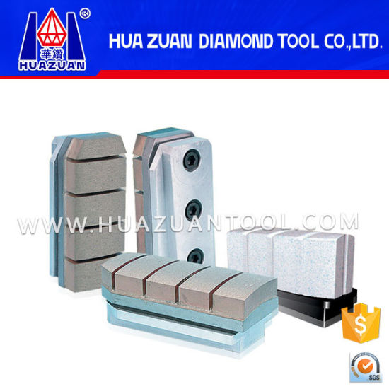Diamond Grinding Block Products Diamond Sharpening Block for Granite pictures & photos