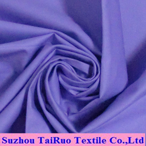 100% Polyester Pongee for Garment Fabric