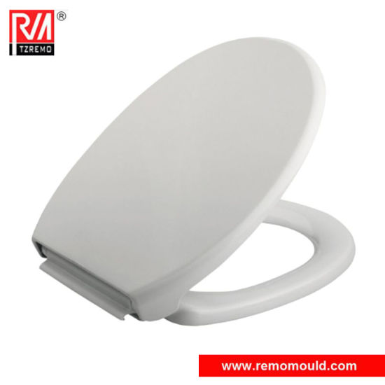 High Quality Plastic Toilet Seat Cover Mould pictures & photos
