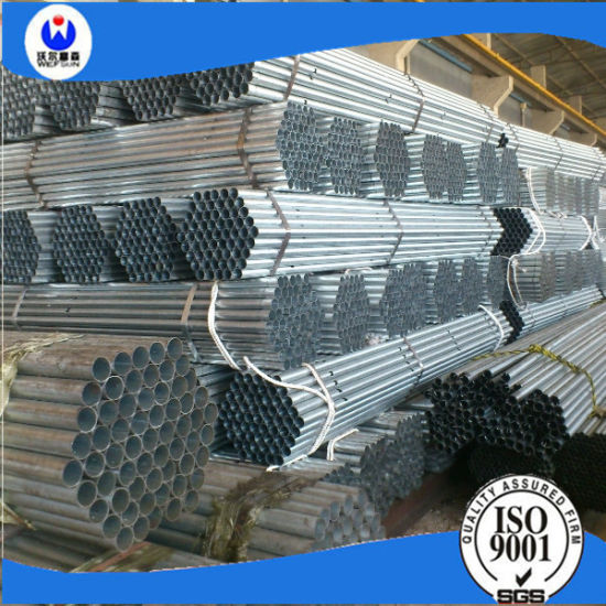Galvanized Steel Pipe EMT Cable Pipe Conduit for Cable Protection