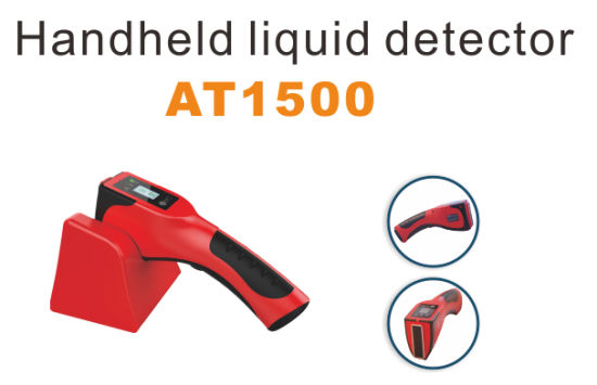 Handheld Bottle Liquid Scanner for Airport Liquid Security Inspection System