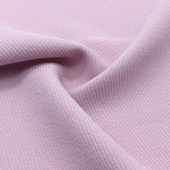 Woven 100% Polyester Stretch Fabric for Pant