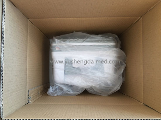 FDA SGS Ce Ultrasonic Medical Equipment Digital Portbale Ultrasound Machine pictures & photos