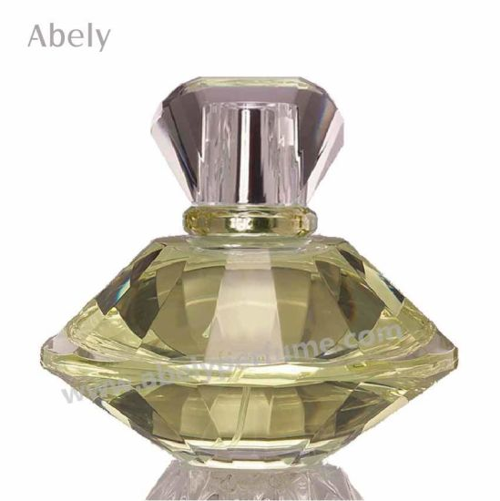 100ml Geometric Polishing Glass Perfume Bottle for Women Perfume pictures & photos