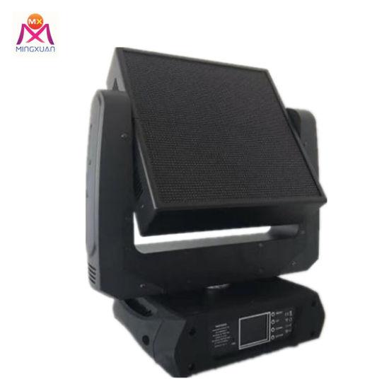 P5 64X64 Dots Pixel Moving Head LED Display Video Screen