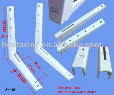 New Iron Galvanized Split Air Conditioner Spare Parts Stand Bracket