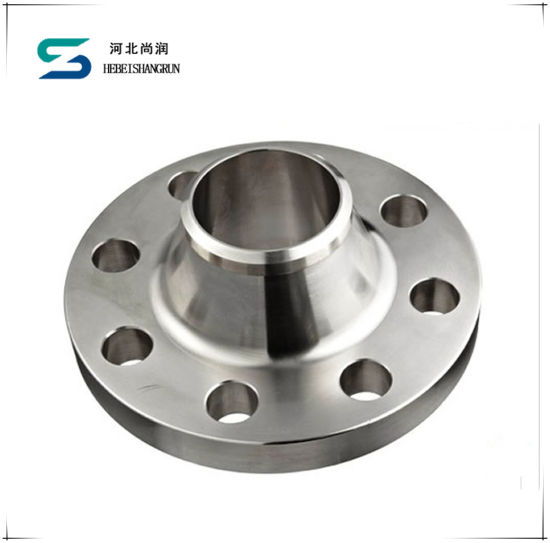 En1092 Stainless Steel Carbon Steel Weld/Welding Neck Flange for Pipe Fittings pictures & photos