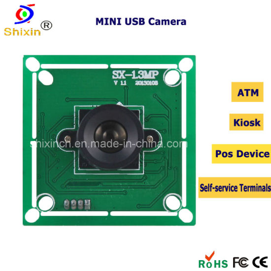 USB2.0 1.3 Megapixel Color Board Camera pictures & photos