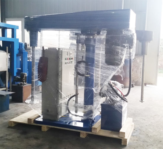30kw Industrial High Speed Paint Mixer pictures & photos